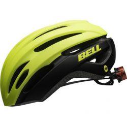 Bell avenue led mips cykelhjelm, Neongul/Sort - Onesize 53-60 cm