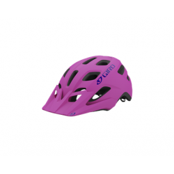 Giro Tremor junior cykelhjelm, Mat Pink Street- Onesize 47-54