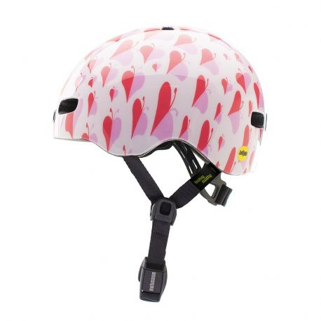 Cykelhjelm Nutcase Baby Nutty Love Bug Gloss MIPS, 47-50 cm