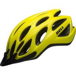 Bell Tracker Mat Hi-Viz - cykelhjelm