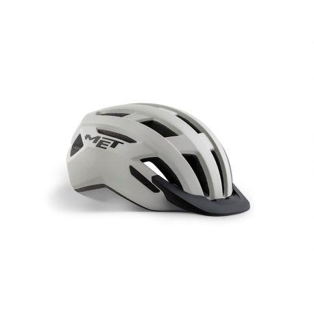 Cykelhjelm MET Active/Crossover Allroad - Grey/Matt - Cykelhjelm