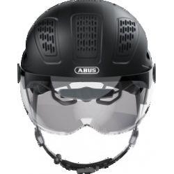 Abus Hyban 2.0 ACE velvet black - Cykelhjelm