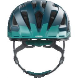 Abus Urban-I 3.0 core green -  cykelhjelm m. LED-baglygte