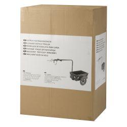 Stalwart Carry 2 bagage - cykeltrailer