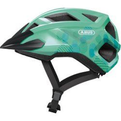 Abus MountZ celeste green - Cykelhjelm
