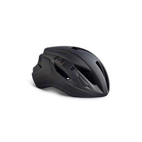 Cykelhjelm MET cykelhjelm Road Strale Black/Matt Glossy