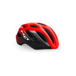 MET cykelhjelm Road IDOLO - Red Black/Glossy