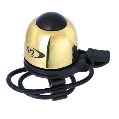 Køb Ringeklokke Bike Attitude messing top sort hammer 27mm m/gummibånd 19,2 – 31,8 mm