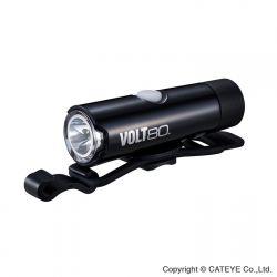 Cateye forlygte VOLT80 HL-EL50RC USB opl. 80 lumen