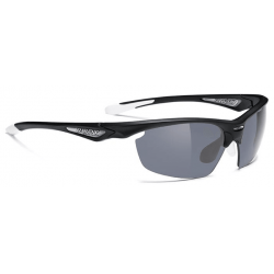 Sort rudy project stratofly cykelbrille