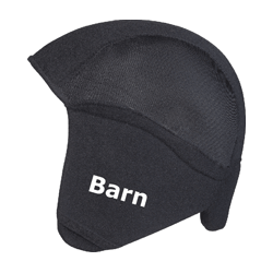 Image of   Hjelmhue Abus Winterkit, barn