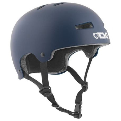 Cykelhjelm Evolution TSG Solid Color, Dark Blue