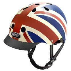 Nutcase Union Jack GEN3 Cykelhjelm