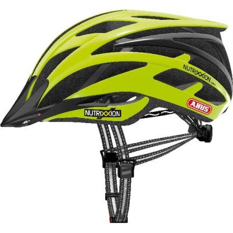 Cykelhjelm Abus Tec-Tical Pro 2.0 i limegrøn