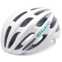 Hvid/Perle Giro Saga Cykelhjelm