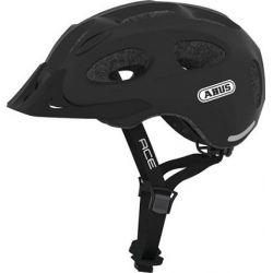 Abus Youn-I Ace Velvet Black cykelhjelm