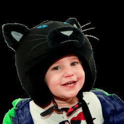 Panter hjelmbetræk fra CoolCasc