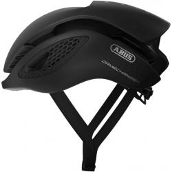 Velvet Black GameChanger cykelhjelm fra Abus