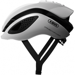 Polar White GameChanger cykelhjelm fra Abus