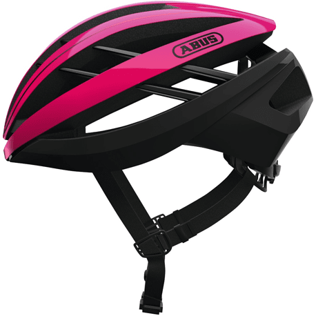Cykelhjelm Fuchsia Pink Aventor cykelhjelm fra Abus