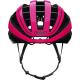Fuchsia Pink Aventor cykelhjelm fra Abus