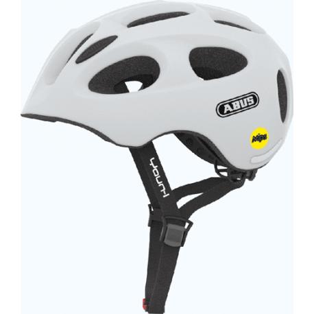 Cykelhjelm Polar Matt Youn-I MIPS juniorhjelm fra Abus
