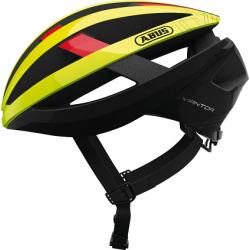 Image of   Viantor Neon Yellow cykelhjelm fra Abus
