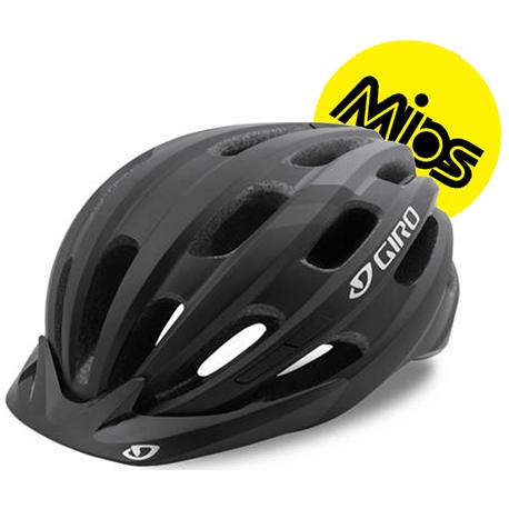 Cykelhjelm Giro Register Cykelhjelm Mips, Mat Sort