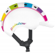 Mini 2 GENERATION Rainbow fra Casco