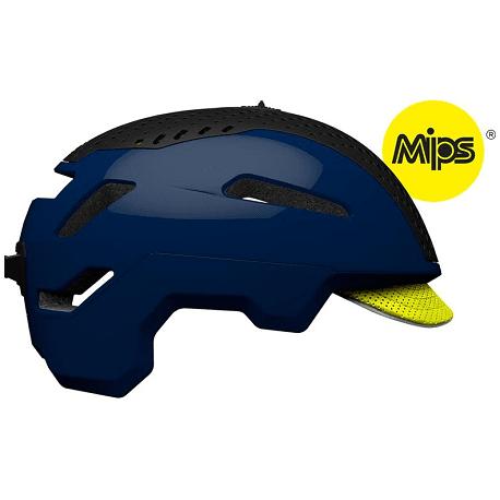 Cykelhjelm Bell Annex MIPS, midnight blue