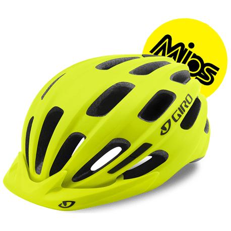 Cykelhjelm Giro Register FS MIPS, mat Neon gul