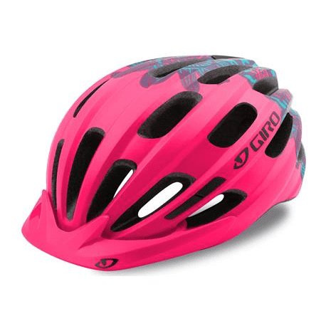 Cykelhjelm Giro Hale juniorhjelm, lys pink