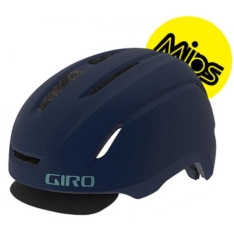 Cykelhjelm Giro Caden MIPS cykelhjelm, mat blå