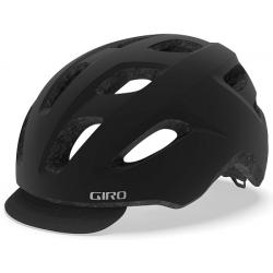 Giro Trella cykelhjelm, sort/sølv