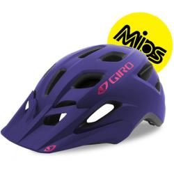 Giro Tremor mips junior cykelhjelm, mat lilla