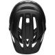 Sixer Mips cykelhjelm fra Bell, mat/glas sort