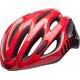 Bell Draft Ergo Fit cykelhjelm, Hibiscus/Sort