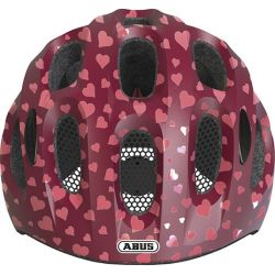 Cherry Heart Purple Youn-I juniorhjelm fra Abus