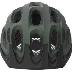 Metallic green Youn-I Ace cykelhjelm fra Abus