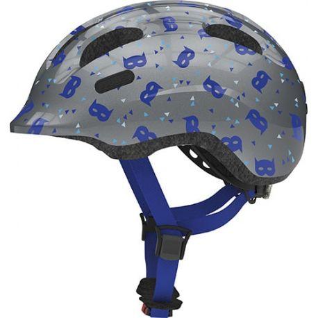 Cykelhjelm Blue mask Smiley 2.1 børnehjelm fra Abus