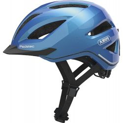 Steel blue Pedelec 1.1 cykelhjelm fra Abus