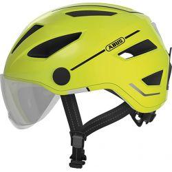 Signal Yellow Pedelec 2.0 ACE cykelhjelm fra Abus