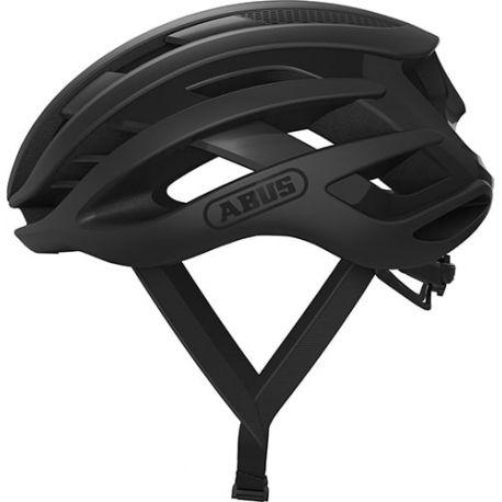 Cykelhjelm Velvet black Airbreaker cykelhjelm fra Abus