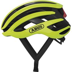 Neon Yellow Airbreaker cykelhjelm fra Abus