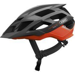 Shrimp orange Moventor cykelhjelm fra Abus