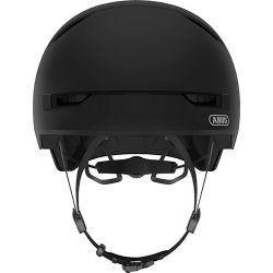 Velvet Black Scraper 3.0 cykelhjelm fra abus