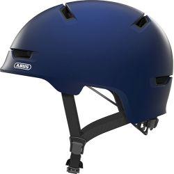 Abus Scraper 3.0 cykelhjelm, blå
