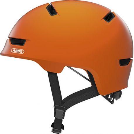 Cykelhjelm Signal Orange Scraper 3.0 cykelhjelm fra abus