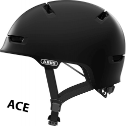 Image of   Abus Scraper 3.0 ACE cykelhjelm, sort