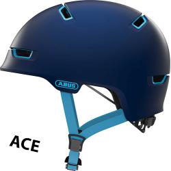 Image of   Abus Scraper 3.0 ACE cykelhjelm, Blå